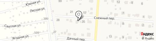 Компания по изготовлению мебели на карте Оби