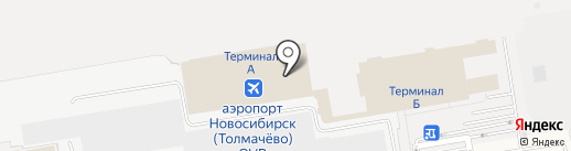 Этно Сибирь на карте Оби