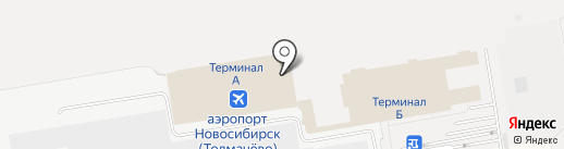 UTair на карте Оби