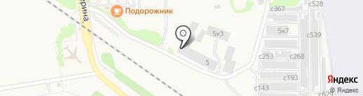 АБВ-Авто на карте Оби