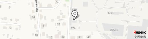 ПРОДТОРГ на карте Оби
