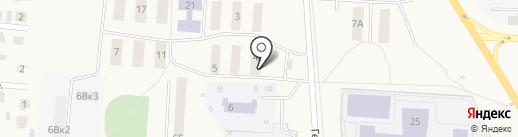 Ателье по ремонту одежды на карте Оби