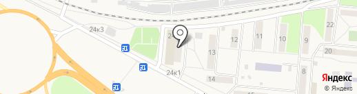 УФМС на карте Оби