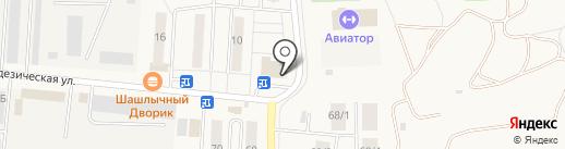 Comepay на карте Оби