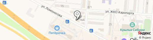 ДоброДеньги на карте Оби