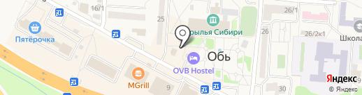 ТочкаEXE на карте Оби