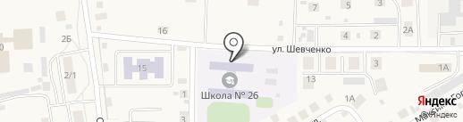 LION TEAM на карте Оби