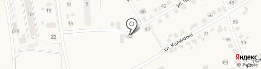 Торгово-монтажная компания на карте Оби