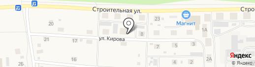 Продуктовый дворик на карте Оби