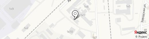 АВ Смолькины на карте Оби
