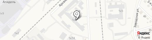 ОптТоргХимСырьё на карте Оби