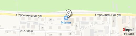 Строй-Консалт на карте Оби
