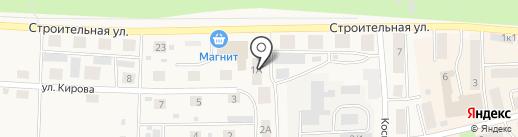 Управление вневедомственной охраны ГУ МВД России по Новосибирской области на карте Оби