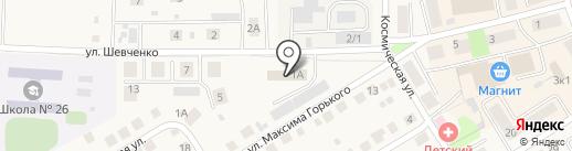 Теплосервис на карте Оби