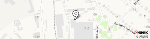 LIDMAN на карте Оби
