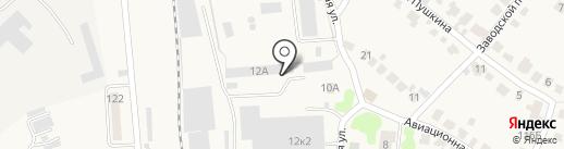 СТРОЙ ГРУПП на карте Оби