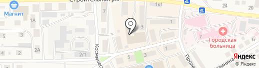 Универсам удачных покупок на карте Оби