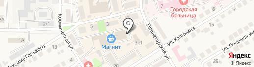 Совкомбанк, ПАО на карте Оби