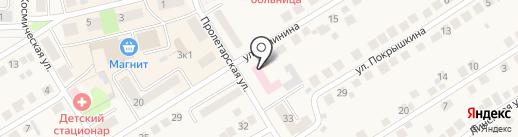 Сиблабсервис на карте Оби