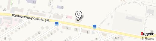 Аптека.ру на карте Оби