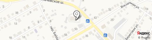 Парикмахерская на карте Оби