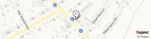 АВ-Авто на карте Оби