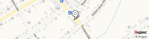 Строительный магазин на карте Оби