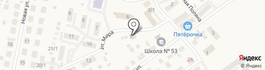 Qiwi на карте Приобского