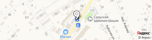 СВ-Сервис на карте Верха-Тулы