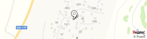 Продуктовый магазин на карте 8 Марта