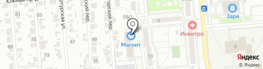 Comepay на карте Новосибирска