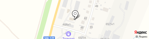 СеверТрансАгро на карте Красного Востока