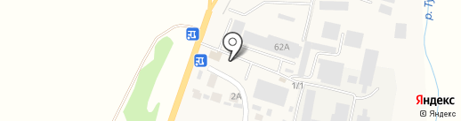 Сиб-Транс-Авто на карте Красного Востока