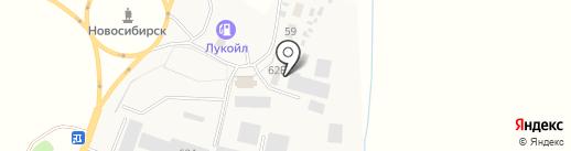 АвтоРай на карте Красного Востока
