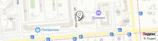 ПРОФИ-КОНСАЛТИНГ на карте Новосибирска