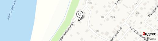 Сварок на карте Мочища