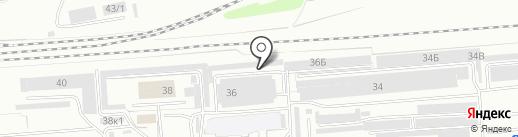 Ляличкина Лавочка на карте Новосибирска