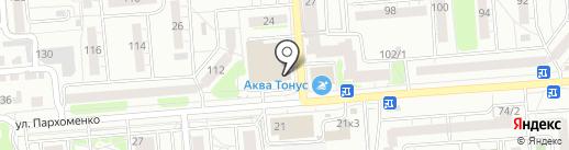 АБИК ДЕЗПОМОЩЬ на карте Новосибирска