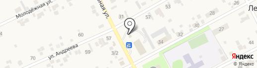 Продуктовый магазин на карте Ленинского