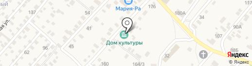 Мочище, МКУ на карте Мочища
