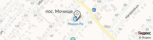 Хозяин на карте Мочища