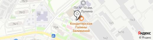 eabv.ru на карте Новосибирска