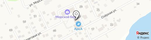 Кошкин дом на карте Ленинского