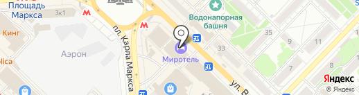 Drovamuka на карте Новосибирска