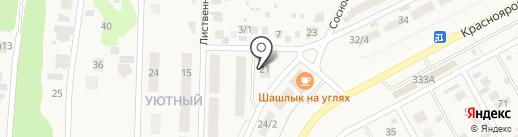 Инфотехцентр на карте Озерного