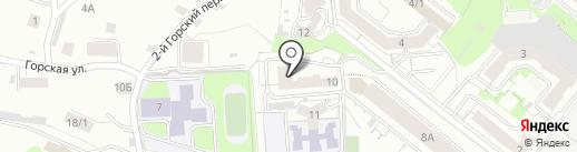 sushi-drive.ru на карте Новосибирска