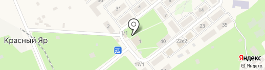 СтройХозТовары на карте Красного Яра
