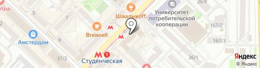 MIRAMI на карте Новосибирска