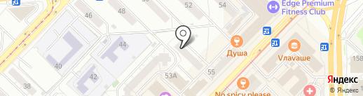 Master Food на карте Новосибирска