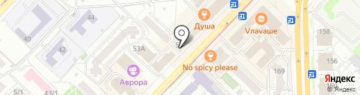TechUP! на карте Новосибирска